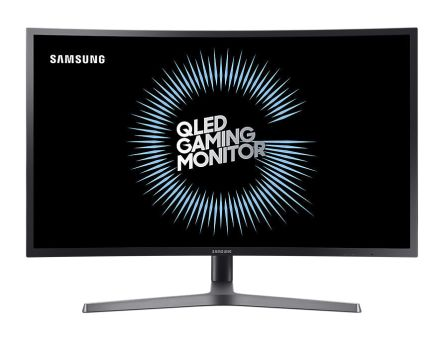 "Samsung C27HG70 27"" Curved 1ms HDMI / Dp"
