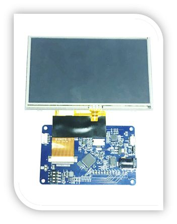 Bridgetek SPI with no display MCU Development Module VM816CU50A-D