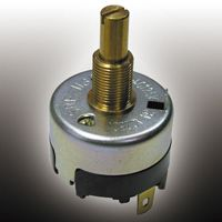 SRF, 4 Position SP4T Rotary Switch, 3 A, Solder product photo