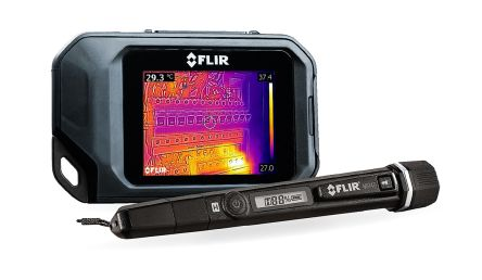 C3 Thermal Imaging Camera with WiFi, Temp Range: -10 -> +150 °C 80x60pixel product photo