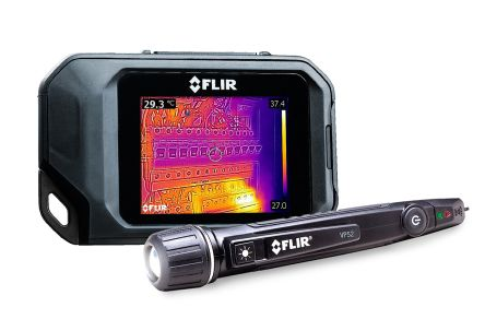 FLIR C3 Thermal Imaging Camera with WiFi, Temp Range: -10 to + 150 °C 640 x 480pixel