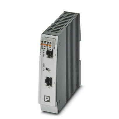 Phoenix Contact PC Data Acquisition for use with Ethernet 1 x Inputs 1 x Outputs