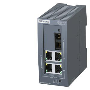 Siemens PC Data Acquisition for use with Industrial Ethernet Network 4 x RJ45 In, Ethernet