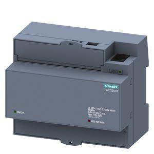 Siemens 7KM PAC3200T 3 Phase Digital Power Meter