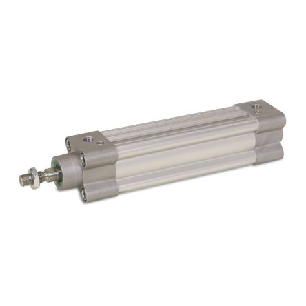 Parker Pneumatic Profile Cylinder 32mm Bore, 80mm Stroke, P1F-S Series, Double Acting
