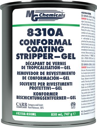 MG Chemical Clear 850 ml Can Conformal Coating
