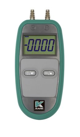 Kane KANE3200 Model Manometer, +200mbar Differential