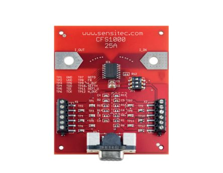 Sensitec CFK1025AAA-AA MagnetoResistive Current Sensor Evaluation Board Magnetoresistive Current Sensor for CFS1000 for