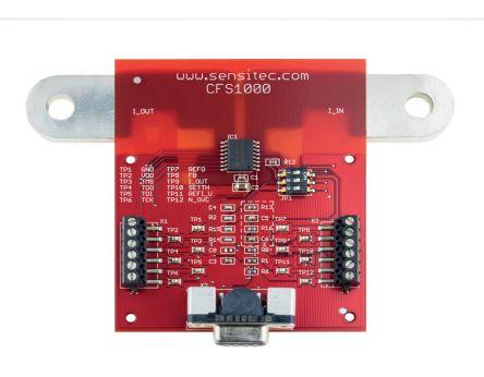 Sensitec CFK1250ABA-AA MagnetoResistive Current Sensor Evaluation Board Magnetoresistive Current Sensor for CFS1000 for