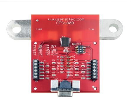 Sensitec CFK1400ABA-AA MagnetoResistive Current Sensor Evaluation Board Magnetoresistive Current Sensor for CFS1000 for