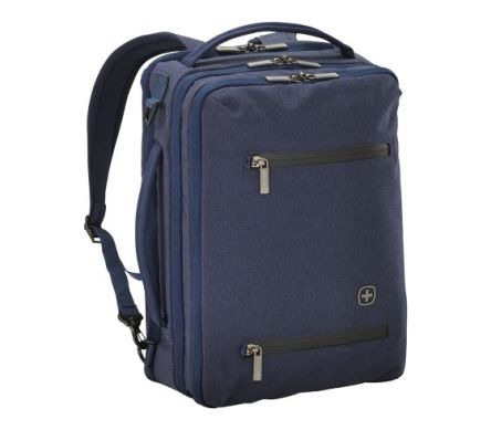 Laptop Backpack, Blue product photo