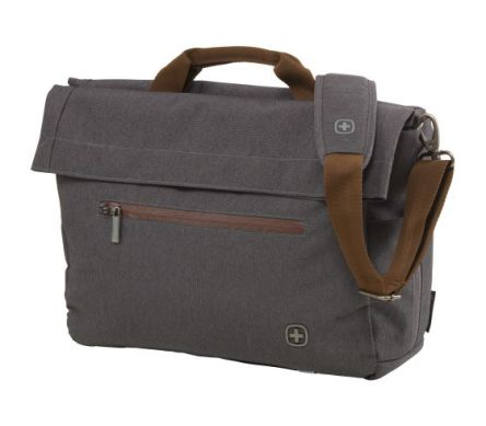 Laptop Briefcase, Grey product photo