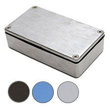 Aluminium Enclosure, IP66, Flanged, 115 x 64 x 30mm product photo