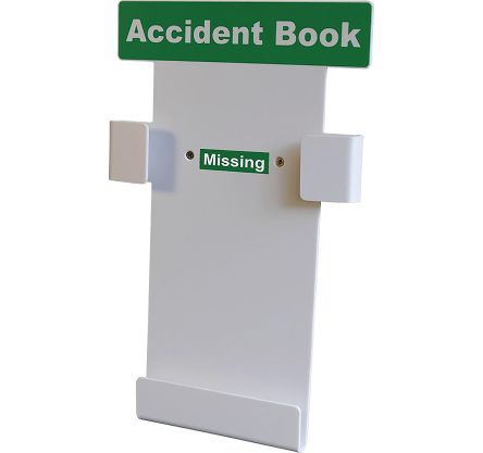 Accident Book wall Holder with A4 Book