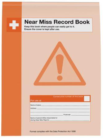 Near Miss book A4