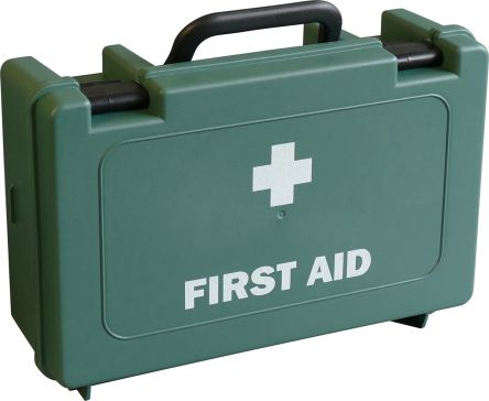 First Aid Kit for 100 people, 90 mm x 270mm x 170 mm