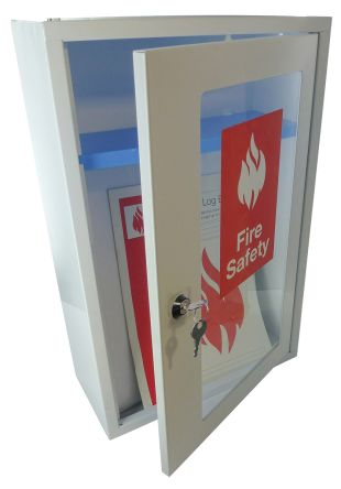 Fire Safety Document cabinet With Key Lo