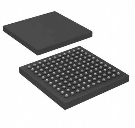 Cypress Semiconductor S25FL064LABNFI040, Quad-SPI NOR 64Mbit Flash Memory Chip, 8-Pin USON