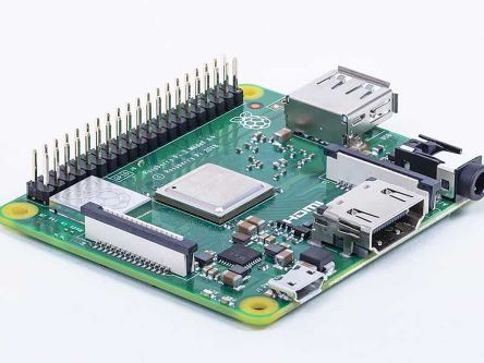 Raspberry Pi 3 Model A+ Bluetooth Computer Board