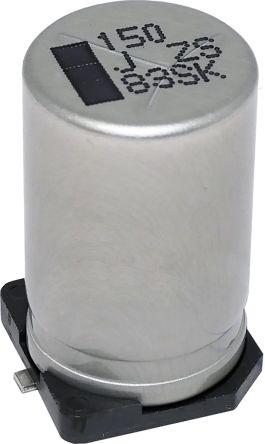 Eeufr1a222l Panasonic 2200 F 10v Dc Aluminium