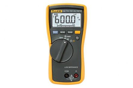 Fluke 113 Digital Multimeter + C50 soft