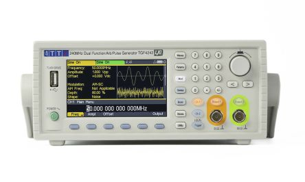 Aim-TTi TGF4000 Function Generator & Counter 40MHz GPIB, LAN, USB