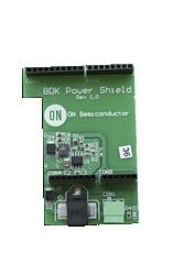 ON Semiconductor Power Adapter Board for Higher Power B-IDK Actuator Shields Bluetooth Adapter Board for NCV890100PDR2G