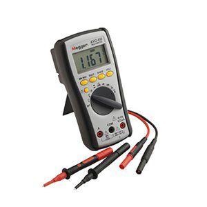 Megger AVO410 Digital Multimeter, 10A ac 750V ac 10A dc 1000V dc