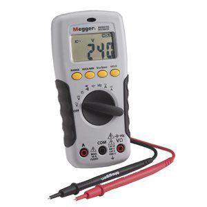 Megger AVO210 Digital Multimeter, 10A ac 750V ac 10A dc 1000V dc