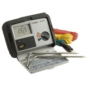 DET3TD Earth & Ground Resistance Tester Kit product photo