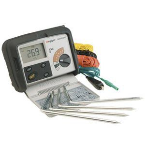 DET4TD2 Earth & Ground Resistance Tester Kit product photo