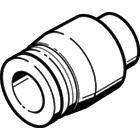 Push In 4 mm PBT Tubing Cap product photo