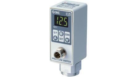 SMC IO-Link Vacuum Switch, G 1/4 0Mpa to 1 MPa