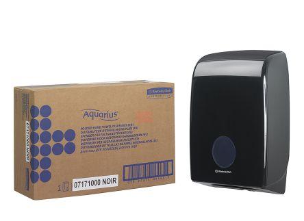 Kimberly Clark ABS Black Paper Towel Dispenser, 265mm x 136mm x 399mm