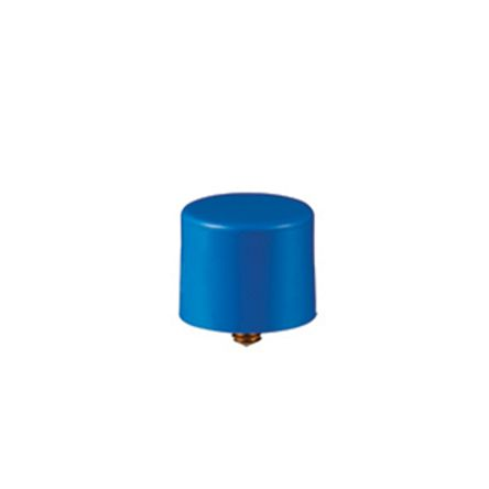 Blue Push Button Cap, for use with MB20 Series Pushbuttons, Screw-On Cap