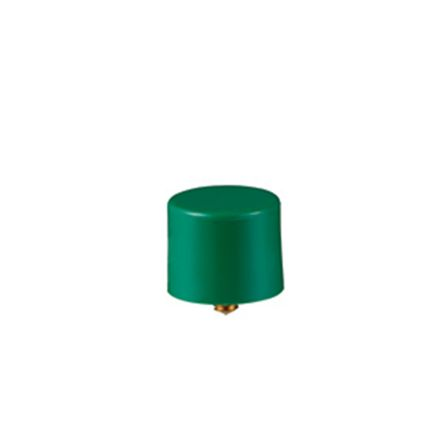 Green Push Button Cap, for use with MB20 Series Pushbuttons, Screw-On Cap