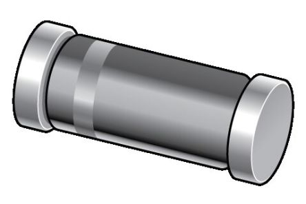 Nexperia, 52V Zener Diode ±5% 500 mW SMT 2-Pin SOD-80C