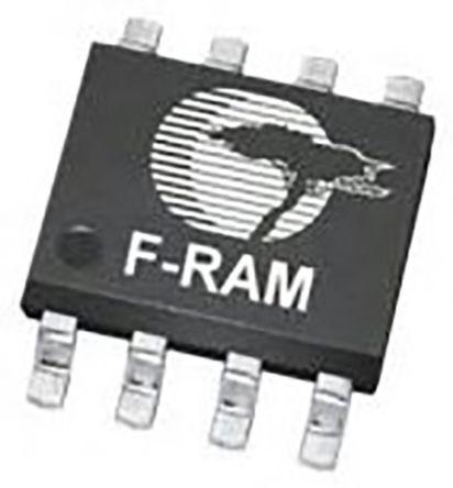 Cypress Semiconductor CY15B064Q-SXE Serial-SPI FRAM Memory, 64kbit 8-Pin SOIC