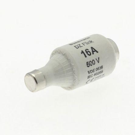 Cooper Bussmann 16A DII Bottle Fuse, E27 Thread Size, gG, 500V ac