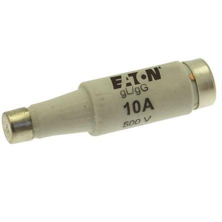 Cooper Bussmann 10A DI Bottle Fuse, E16 Thread Size, gG, 500V ac