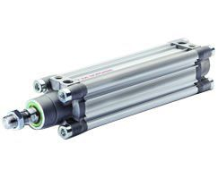 IMI Norgren Pneumatic Profile Cylinder 63mm Bore, 320mm Stroke, PRA/802000/M Series, Double Acting
