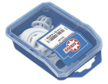 Box 50 Téflon seals assortment 3/8'' to