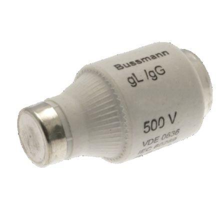 Cooper Bussmann 35A DIII Bottle Fuse, E33 Thread Size, 500V ac