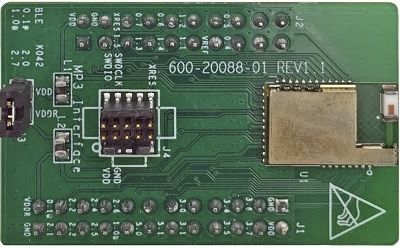 Cypress Semiconductor EZ-BLE Creator XT/XR Module 2480MHz Evaluation Board for 224110 for PSoC 4 BLE
