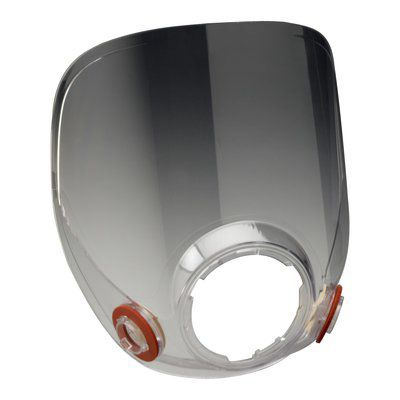 3M 6898 Lens for use with 3M 6000 Series Full Face Respirator
