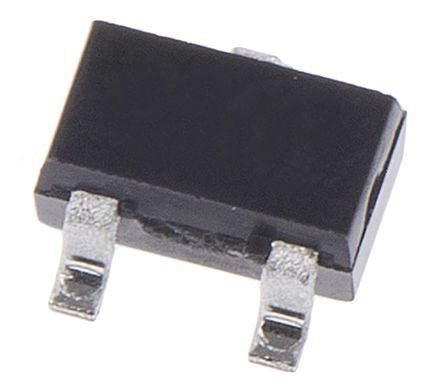 Toshiba Dual Switching Diode, 2x Series Pair, 300mA 85V, 3-Pin USM 1SS302A,LFT 3000
