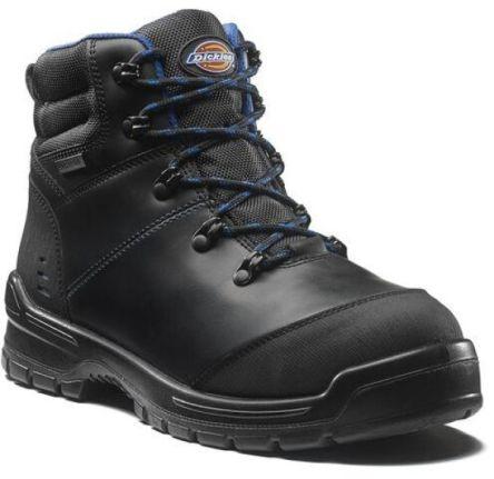 Dickies Cameron Black Composite Toe Cap Safety Boots, UK 11, EU 45