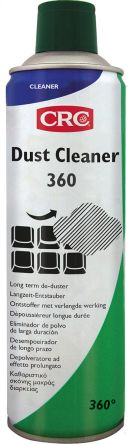 CRC 32459 Invertible Dust Cleaner Air Duster, 250 ml, Flammable