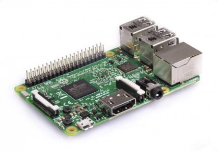 Raspberry Pi 3 Model B SBC Computer Board