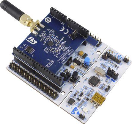 STMicroelectronics - STEVAL-FKI433V2STM32L0 Wireless Development Kit Sub-1GHz (430-470 MHz) Transceiver Development Kit